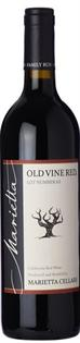 Marietta Cellars Old Vine Red Lot Number...